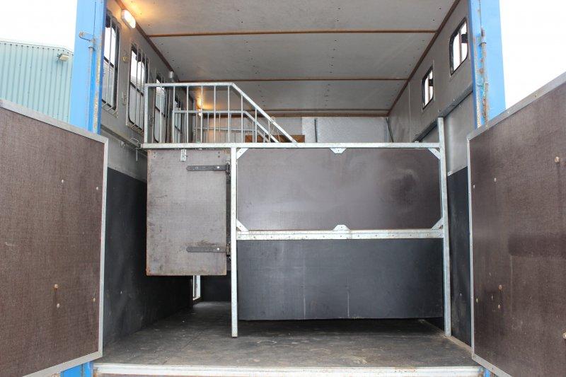 Daf 45 Horsebox For Sale Central England Horseboxes