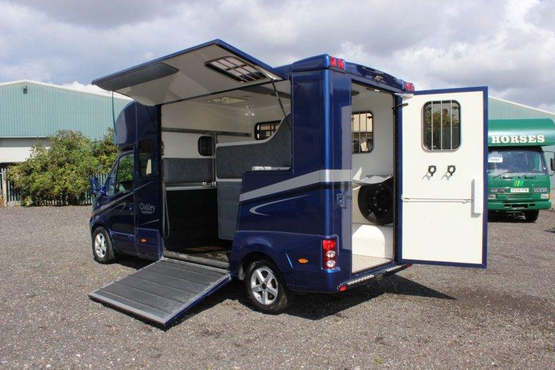 Oakley Horsebox