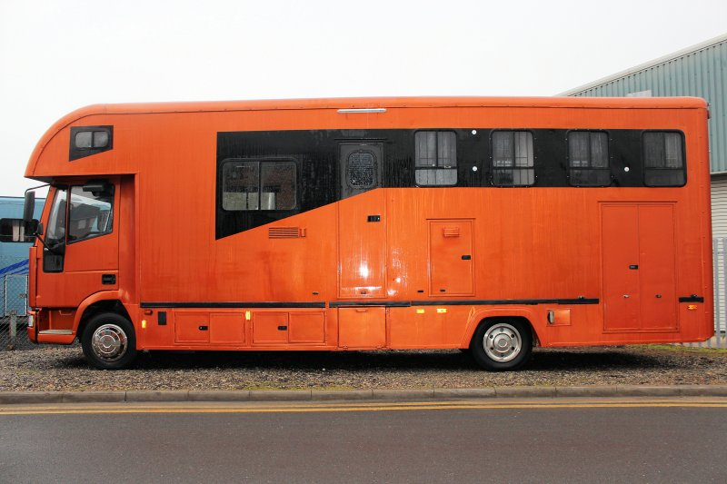 Iveco Tector Horsebox For Sale Iveco Horsebox Dealers