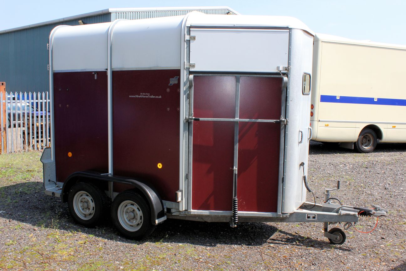Ifor Williams Hb505 Central England Horseboxes
