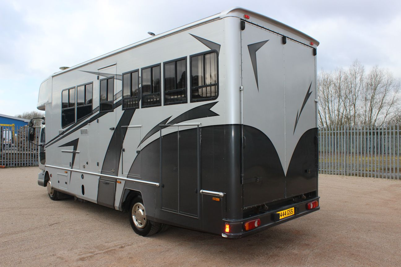Luxury 7 5t Horsebox Central England Horseboxes