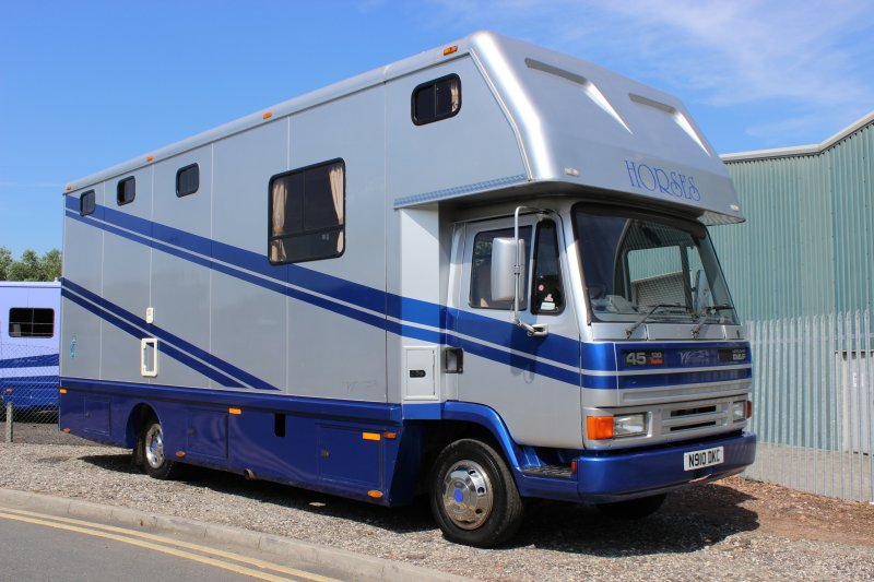 Whittaker Horseboxes For Sale Worcestershire Kidderminster