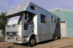 John Moorehouse full luxury 7.5t horsebox for sale.