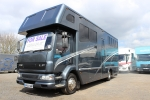 Luxury 14t Coachbuilt by John Rose Coachbuilders on DAF.