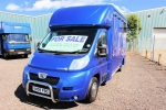 3.9t Horsebox for sale by JM Horseboxes.