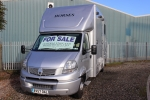 New Build 5 ton Renault Mascot 120 DXI Horsebox For Sale