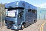 Compact Bretherton Luxury Horsebox