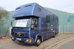 MAN 7.5t Luxury Horsebox For Sale