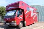 Luxury Isuzu 7.5t Compact Horsebox For Sale