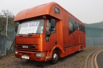 IVECO TECTOR 170 BHP 7.5t Horsebox For Sale.