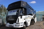 LEHEL VANTAGE 7.5t Horsebox for sale.