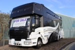 LEHEL SUPER LUXURY 7.5t SLIDE OUT HORSEBOX FOR SALE