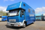 New Conversion 7.5t MAN horsebox for sale