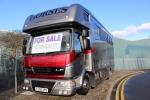 New Coach build by Cedars Farm Horseboxes Ltd.