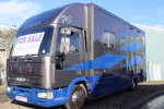 REAR FACING 7.5t LUXURY WRENS HORSEBOX FOR SALE