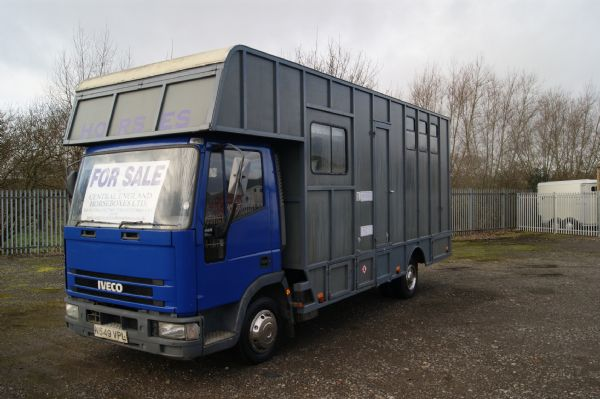 Iveco 75E15 Coachbuilt for sale