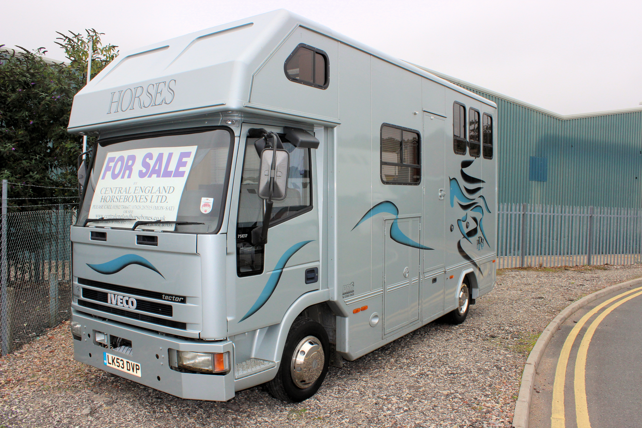 Automatic Horsebox For Sale Horseboxes For Sale Midlands