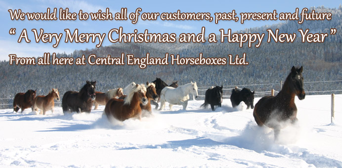Horseboxes for Xmas!