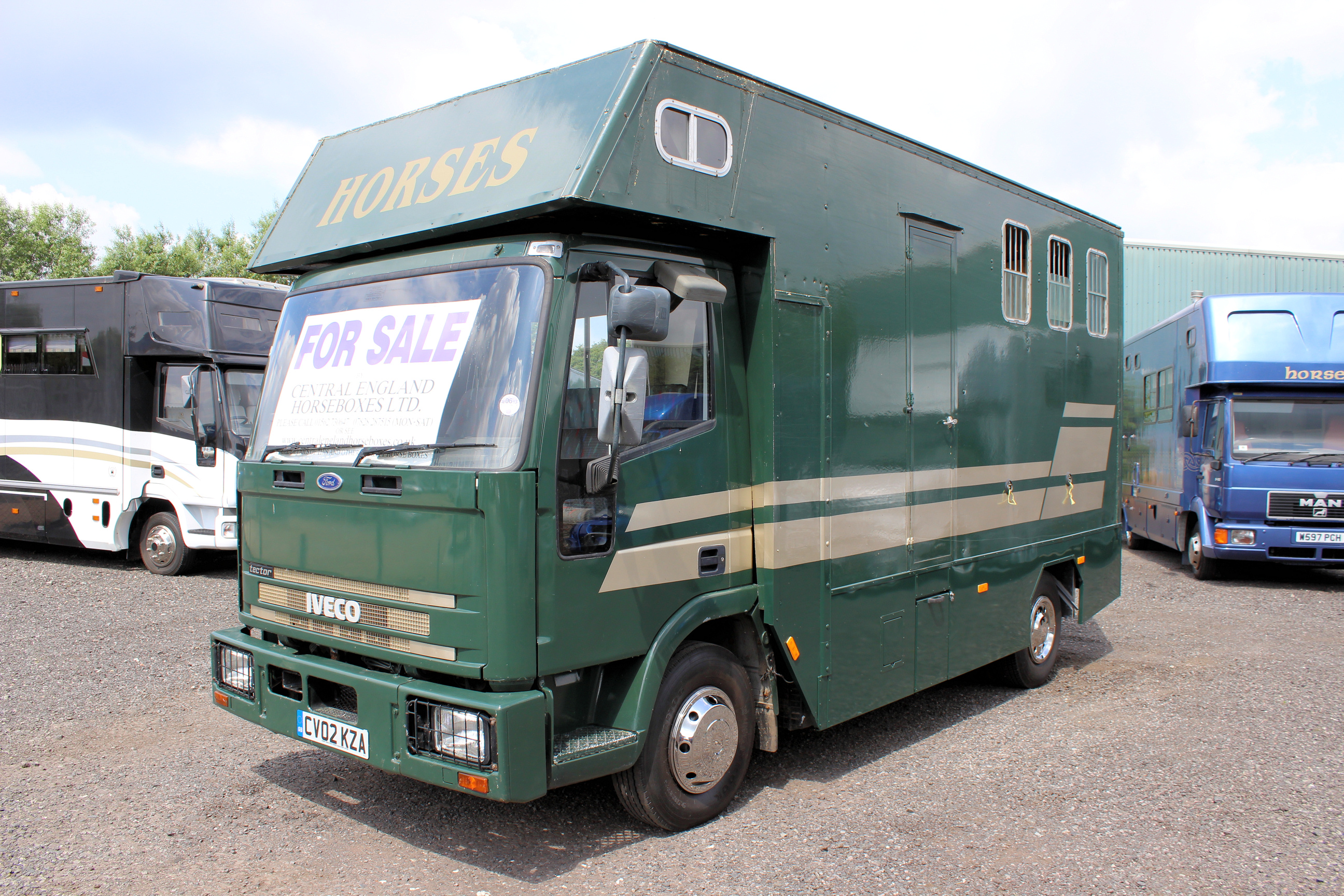 Oakley Horseboxes Second Hand Www Tapdance Org