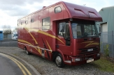 sovereign horseboxes front