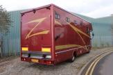 sovereign horseboxes rear