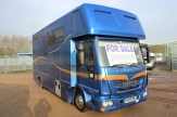 bretherton horseboxes front