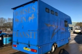 payload horsebox rear