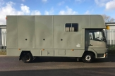 06 mercedes horsebox