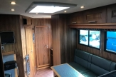 ultimate horsebox living