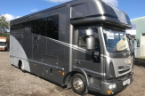 ultimate horsebox prestige