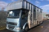 5 berth 7.5t horsebox