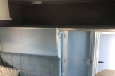5 berth horsebox bed