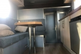 5 berth horsebox living
