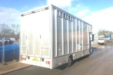 5 berth horsebox rear