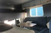 5 berth horsebox seats