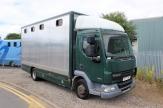 polo horsebox front
