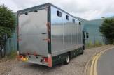 polo horsebox rear