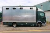 polo horsebox worcestershire