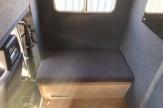 gill horsebox seat