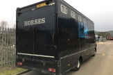 6 stall horsebox rear