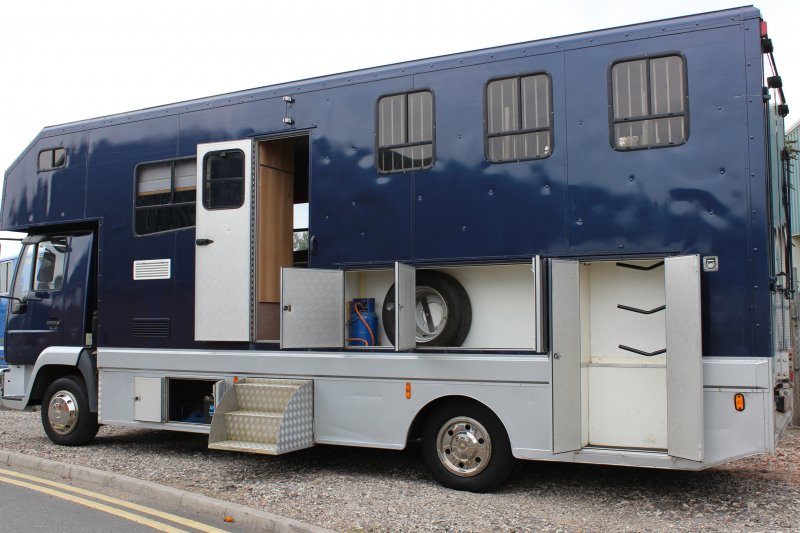 Man Horseboxes For Sale Horseboxes Worcestershire