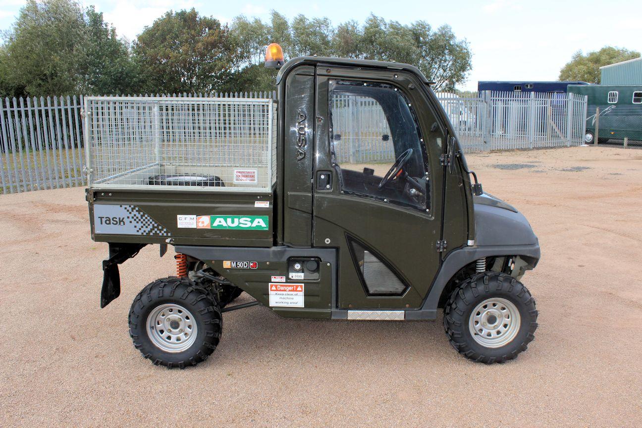 4x4 Farm Utility Vehicle. Ausa M50D - Central England ...