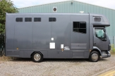second horsebox 7.5t