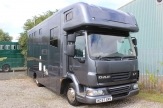 second horsebox front