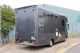 second horsebox rear