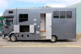 second horsebox side