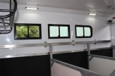 second horsebox windows