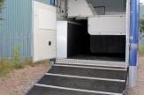 prestige horsebox ramp