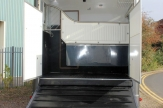 automatic horsebox ramp