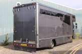 automatic horsebox rear